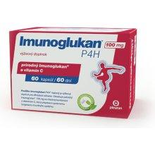 Najlacnejšie Pleuran Imunoglukan 100 mg P4H 60 kapsúl