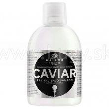 Najlacnejšie Kallos Caviar šampón obnovujúci s kaviárovým extraktom 1000 ml