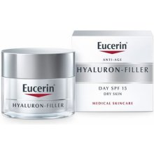 Najlacnejšie Eucerin Hyaluron - Filler Intenzívny vypĺňajúci denný krém proti vráskam pre suchú pleť 50 ml