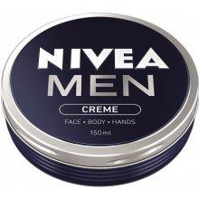 Najlacnejšie Nivea Men Creme univerzálny krém na tvár ruky a telo 150 ml
