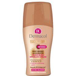 Najlacnejšie Dermacol hydratačné telové mlieko pre predĺženie opálenia Solar Bronze 200 ml