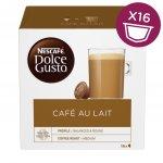 Najlacnejšie Nescafé Dolce Gusto Café Au Lait kávové kapsule 16 ks